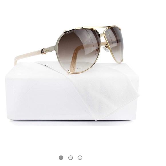 8fd3b006f70b Dior Accessories - Trade ✨Dior Chicago 2 aviator Sunglasses